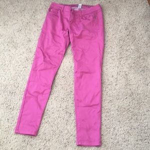 Pants - Celebrity Pink-purple pants